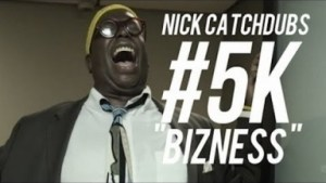 Video: Nick Catchdubs - Bizness (feat. IAMSU & Jay Ant)